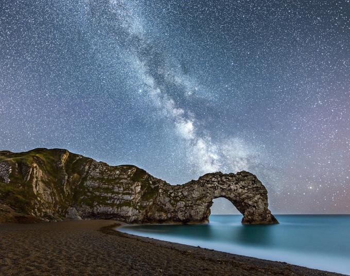 Дырявый Млечный Путь