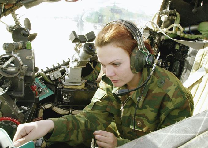 В армию предлагается сроком на один