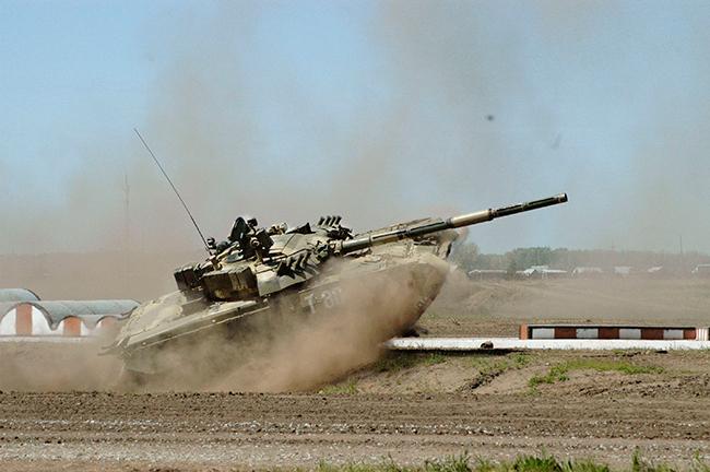 Основной боевой танк т 80 смотрите все