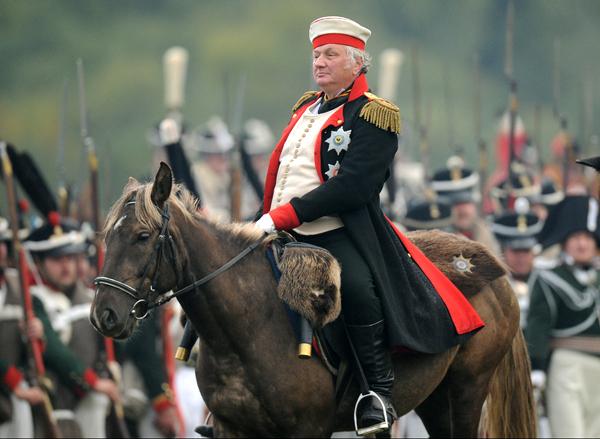Бородинское сражение: 200 лет спустя (Фото) - Оружие - Правда.Ру