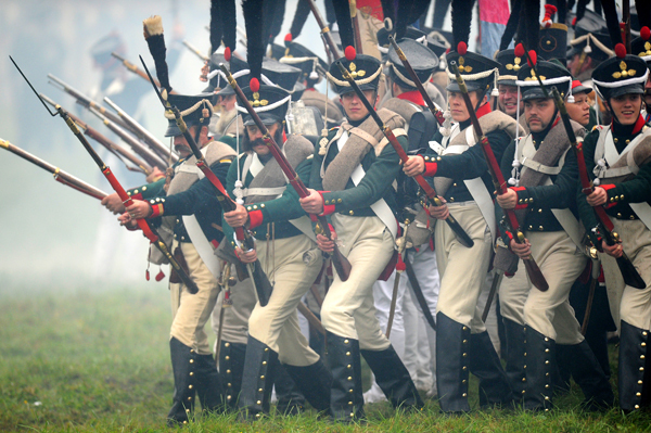 Бородинское сражение: 200 лет спустя - 2 (Фото) - Оружие - Правда.Ру