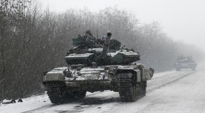 Оружие украинская армия затянувшаяся