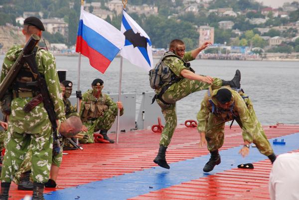 В составе морских десантов фото итар