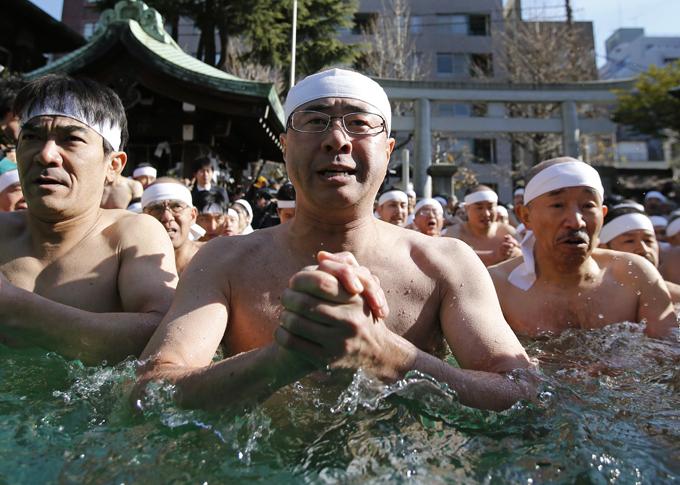 Интересное в мире В Японии знают, как заботиться о своем здоровье.  Интересное в мире, истории