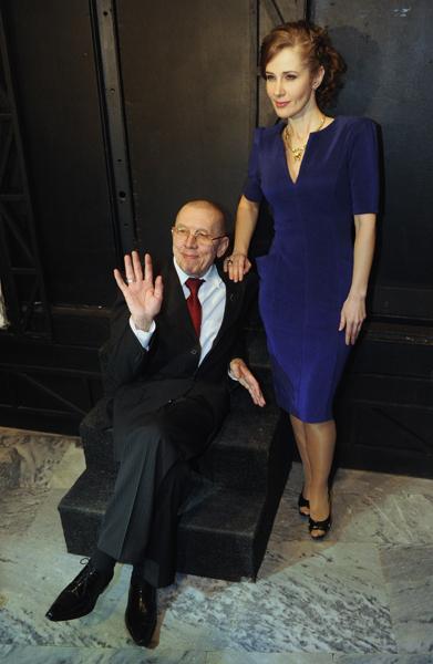 Фото знаменитостей на вручении премии