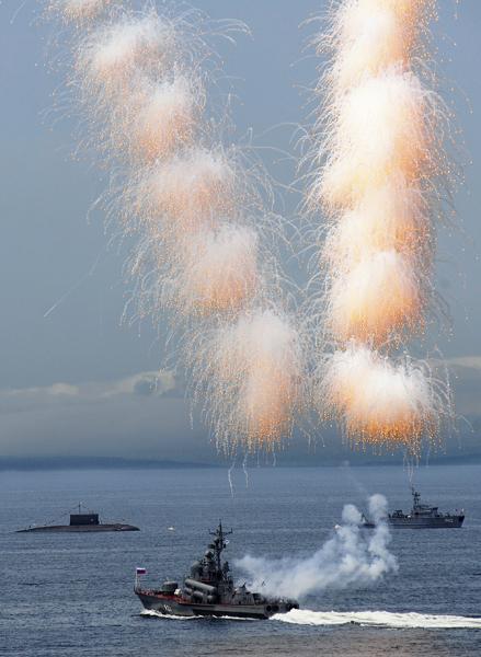 Оружие в россии отметили день военно
