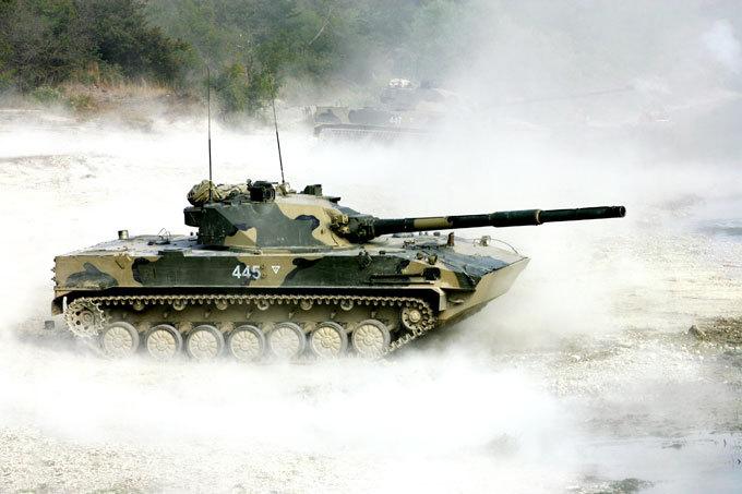 Огненный  Спрут   Она может держать оборону в тылу противника, а также принимать участие в бою.  Спрут-СД. Танк-амфибия, армия, оружие