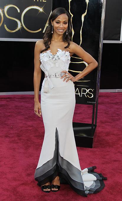 Мода стиль оскар 2013 лучшие платья
