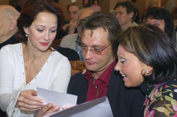 Актёры театра Моссовета - Biletservis.ru