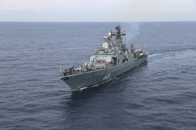 Мария Захарова рассказала о главном отличии России и Украины