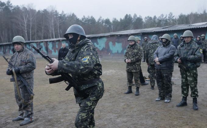 Украинская армия правда без прикрас в