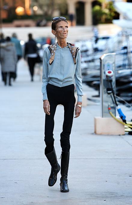Самая худая женщина в мире каково же