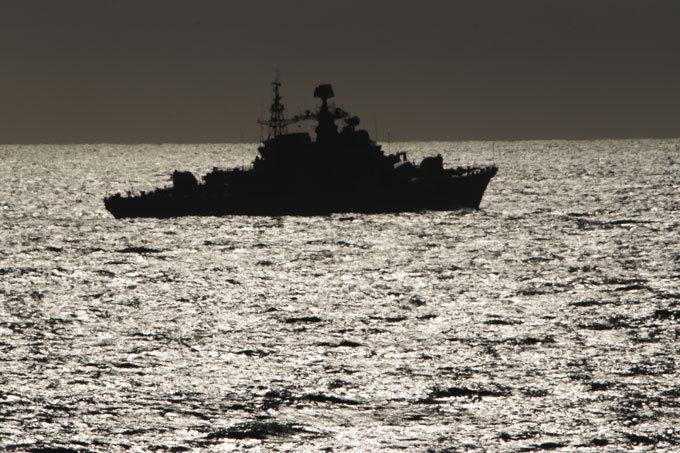 Оружие тихоокеанский флот россии