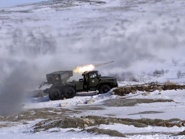 Печенгская мотострелковая бригада 200