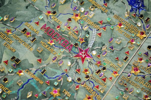 Драгоценная карта ссср петербургские