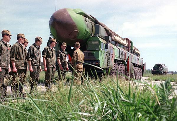 День ракетных войск и артиллерии - 5 (Фото) - Оружие - Правда.Ру