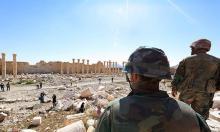 ВКС России в ночь на воскресенье отбили попытки боевиков войти в Пальмиру