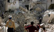 Британия предлагает обвинить Россию в преступлениях в Сирии без доказательств