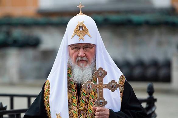 Патриарх объявил крест и полумесяц оружием против террора