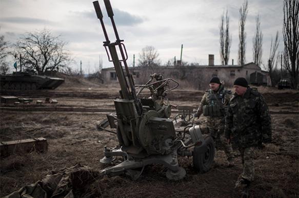 Сводки из Донбасса: рассказ капитана Бессонова