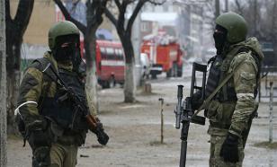 Задержаны участники убийства полицейского в Дагестане