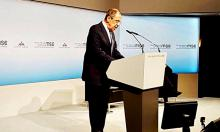 Как министр Лавров потроллил в Мюнхене Евросоюз