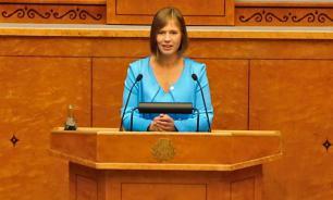 Эстония: Когда сносятся ботинки Ильвеса?