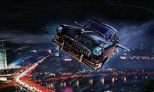 """Российские ученые создадут """"летающий автомобиль"""""""