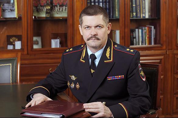 Начальник московской полиции покидает свой пост