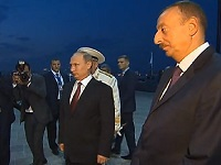 Путин не выиграл игру в Азербайджане