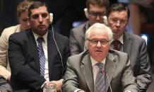 Виталий Чуркин: Россия готова содействовать расследованию гибели MH17, несмотря на вето по трибуналу