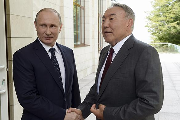 Путин поблагодарил миллиардеров