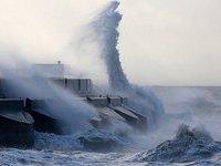 До 20 сентября по метеоусловиям закрыта Керченская переправа