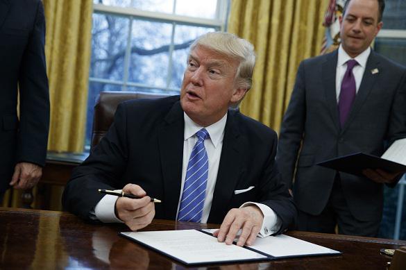 США выходят из Транстихоокеанского парнерства