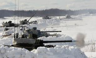 Минобороны испытывает новые образцы военной техники в Арктике