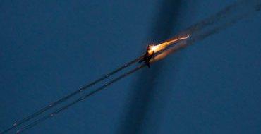 Аудиозапись переговоров пилота, бомбившего Луганск. Расстрел был запланирован