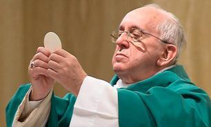 Папа Римский даст разрешение на прощение абортов
