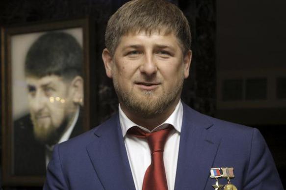 Кадырову разрешили назвать именем Героя России улицу в Грозном
