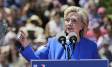 "Клинтон — ""Тифозная Мэри"" эпидемии самоубийств"