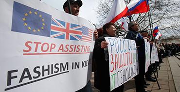Писатель Срджа Трифкович: Санкции США приведут к ответным санкциям России