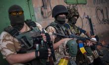 ВСУ пошли в атаку на ополченцев под Донецком