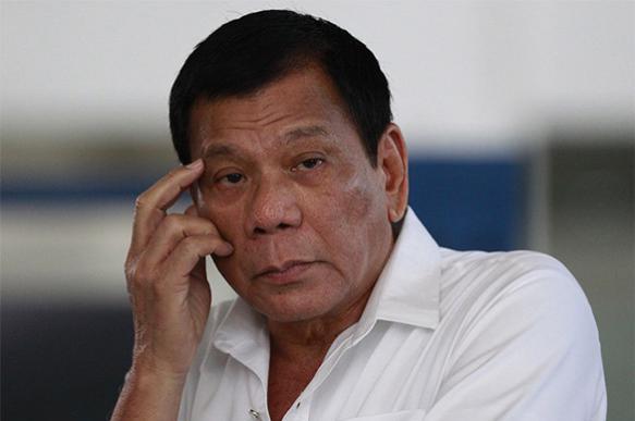 Террористы подорвали личную охрану президента Филиппин