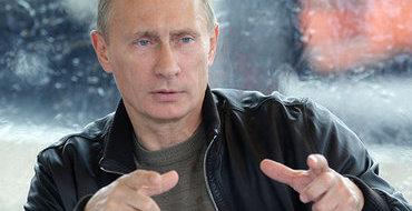 Владимир Путин: Санкции ЕС толкают Украину к войне