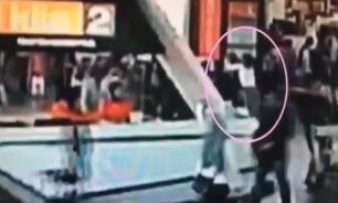 Убийство Ким Чон Нама попало на камеру. ВИДЕО