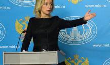 Мария Захарова: Главная военная тайна Эстонии - ее отсутствие
