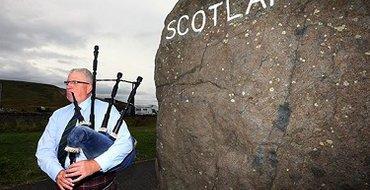 Большая часть шотландцев - за сохранение региона в составе Великобритании