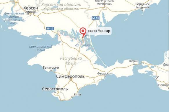 Украинские экстремисты продолжают индивидуальную войну с Крымом