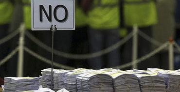 Националисты Шотландии согласились с неудачными для себя итогами референдума