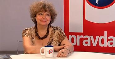 """Мария Арбатова: Графа """"Национальность"""" нужна!"""