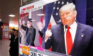 """Атаку США на Сирию в Пхеньяне назвали """"актом непростительной агрессии"""""""